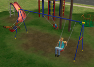 Ts2 sims on swings