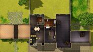 Casa do Lariço, interior