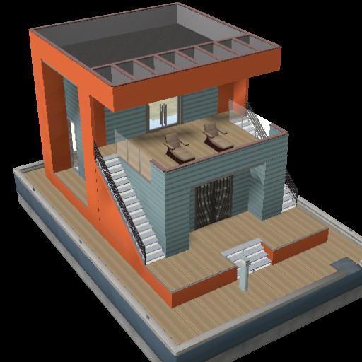 Espírito do Mar (casa flutuante)