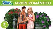 Los Sims 4 Jardín Romántico Pack de Accesorios tráiler oficial