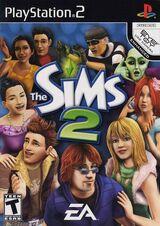 Los Sims 2 (consola fija)