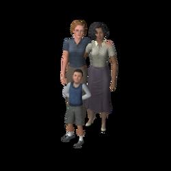 Shear familie