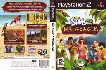 Sims2 naufragos