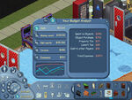 The Sims Online UI Design 3