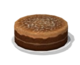 Кокосовый торт без сахара
