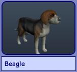 Beagle (Sims 2)