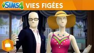 Les Sims 4 Au travail Vies figées