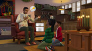 The Sims 4 Holiday Celebration Pack Screenshot 06