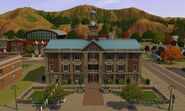 Appaloosa Plains Civic Center