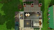Casa de la Fiesta, primeiro andar