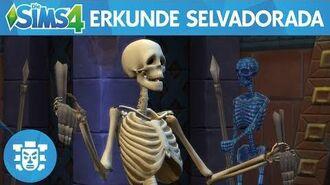 "Die Sims 4 Dschungel-Abenteuer Offizieller Gameplay-Trailer ""Erkunde Selvadorada"""