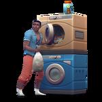 Les Sims 4 Jour de lessive Render 04