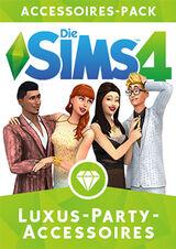 Die Sims 4: Luxus-Party-Accessoires