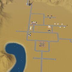 Vista al mapa