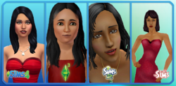 Bella Goth's Original Appearances