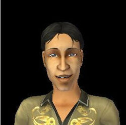 Florian Besson Sims 2