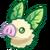Leafbat Familiar Icon