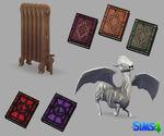 Les Sims 4 Vampires Concept Lauren Neel 10