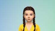 Serra Jeong-Lewis Child
