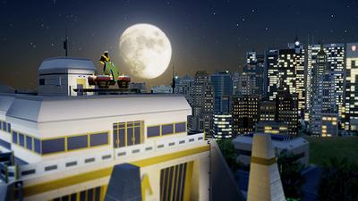 SimCity - Maxisman 2