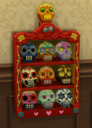 Sugar skull | The Sims Wiki | FANDOM powered by Wikia