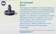The Llamafall