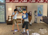 The Sims 2 Teen Style Stuff Screenshot 04