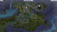Forgotten Hollow Map