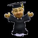 Graduation Gnome