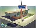 Les Sims 3 Showtime Concept art 16