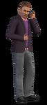 Les Sims 3 console Render 4
