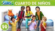 Los Sims 4 Cuarto de Niños Pack de Accesorios tráiler oficial
