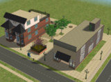 Tiendas de la Carretera de la Universidad