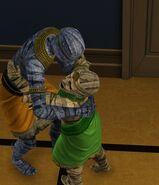 Две мумии