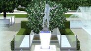 Статуя почёта «Блестящий артист»