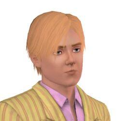 Headshot of Reginald