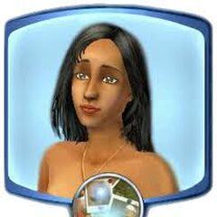 Elvira en Los Sims 2