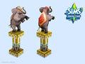 Les Sims 3 Showtime Concept art 24