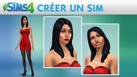 Les Sims 4 - Créer un Sim
