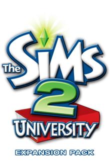 File:The Sims 2 University logo.jpg