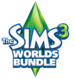 The Sims 3 Worlds Bundle Logo