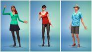 The Sims 4 CAS Screenshot 23
