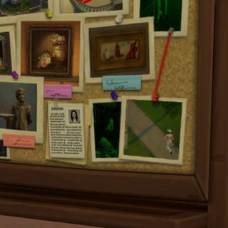 Eliza Pancakes aparece en un mapa del crimen