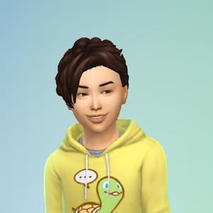 Caleb lincoln-croft child