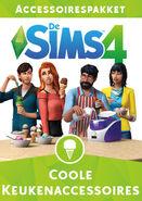 De Sims 4 Coole Keukenaccessoires Cover