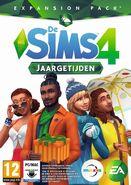 De Sims 4 Jaargetijden Cover