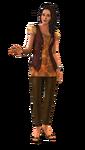 Les Sims 3 console Render 1
