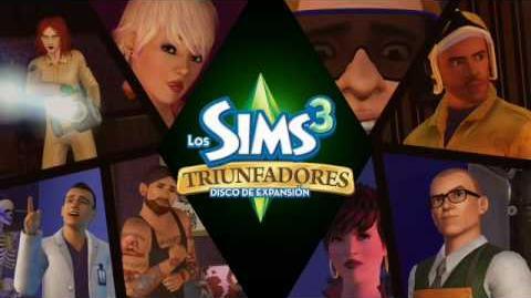 Los Sims 3 Triunfadores