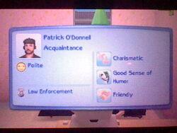 Patrick Odonnell