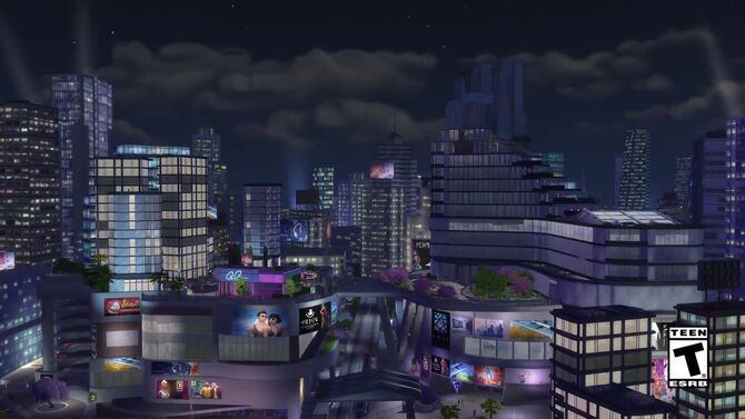 Fashion District | The Sims Wiki | FANDOM powered by Wikia